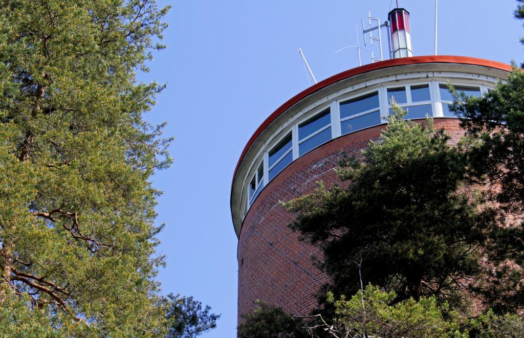 vesitornin huippu