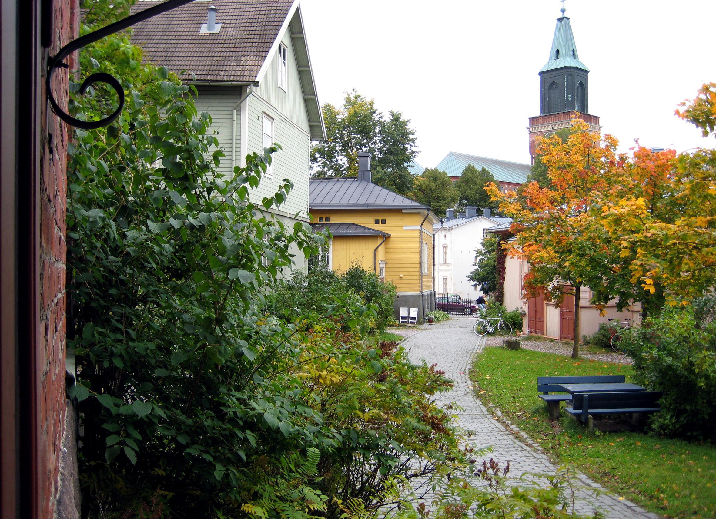 Henrikinkatu 8 Turku